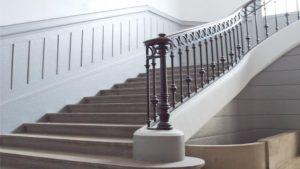 Réfection cage d'escalier