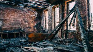 Sinistre incendie & dégats des eaux